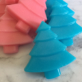 Christmas Tree Soap ~ cute, handcrafted glycerine soaps.