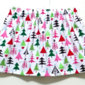 Christmas Trees SkirtSize 3
