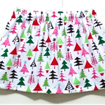Christmas Trees Skirt
