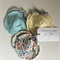Bamboo Velour Nursing Pads - assorted prints