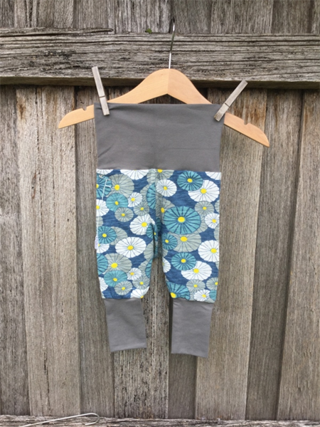 Grow with me pants 0 - 6 months