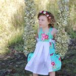 Christmas 'JOY '  Dress
