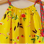 Sunshine Dress - Pillowslip Style Sundress