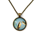 """Birds & Flowers 010"" 