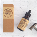 Shave Oil with Bay Rum