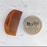 Beard Balm & Comb