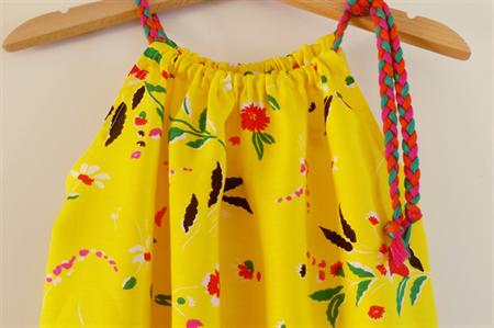Sunshine Dress - Pillowslip Style Sundress