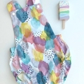 Watercolour Bright Splash