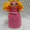 Princess Doll, Topsy Turvy Doll, Reversible Doll
