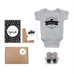 New Baby Adventure Gift Bundle - Would make a great present for a newborn baby!