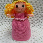 Princess Doll, Topsy Turvy Doll, Reversible Doll