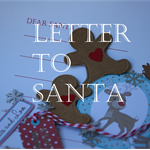 Handmade Letter to Santa Kit ~ For young and old ~ Christmas ~ Ready to Post