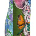 Metro Retro - MOUSE  Large Flower OR RABBIT Cooking Tea Towel Apron.