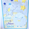 I Love You To The Moon & Back - Cot quilt