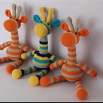 Handmade - Giraffe - Toy - made to order