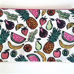 Tutti Fruity Nappy Diaper Carry All Clutch Pouch Wallet
