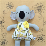 Girl koala | Koala doll toy