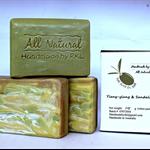 Ylang Ylang Sandalwood Soap 120+/-10g