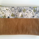 Walk In The Woods Tan Nappy Diaper Carry All Clutch Pouch Wallet