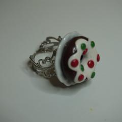 Christmas Doughnut Ring