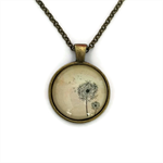 """Dandelions 001"" 