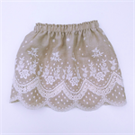 Baby Lace Skirt - size approx 6-12months