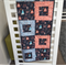 Baby cot quilt and cushions covers