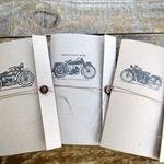 Handmade Hand-bound Notebooks