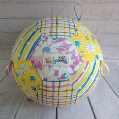 Balloon Ball: Taggie: Springtime fun