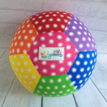Balloon Ball: Rainbow Spots