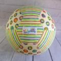 Balloon Ball: Spots & Stripes on Green