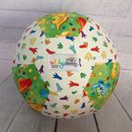 Balloon Ball: Dinosaurs Green