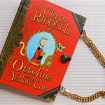 Ottoline and the yellow cat - Chris Riddell - Bag made from a book