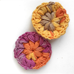 Cotton Face Scrubbies- 20 pack