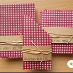 Matching Sets - Reusable Beeswax Food Wraps