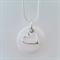 Pebble Necklace : Heart