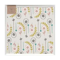 STEMMED FLOWERS - MINI CARD