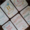Baby Milestone Cards - Girl - Floral Wreath Variety