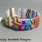 Funky Beaded Bracelet