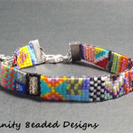 Funky Design Beaded Bracelet