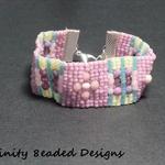 Pastel Beaded Bracelet