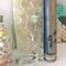 White and Seafoam Sea Glass Starfish Bookmark