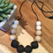 Silicone Sensory Breastfeeding Baby (former teething / chew) Necklace for Mum