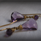 Amethyst Goldfilled Earrings