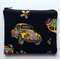 Psychedelic VW Beetle Purse