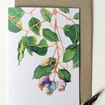 Gum Tree card & envelope