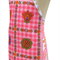 Metro Retro 'Funky Pink Check' Kitchen APRON - Birthday - Christmas Gift