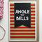 'jingle yo' bells Christmas Greeting card