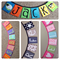 3 PANEL NAME BANNER, Name Garland, Name Bunting, Custom Orders