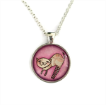 """""""Cats 007""""   Choose silver or bronze   The $10 Pendant"""